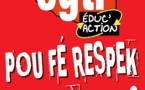 POU FE RESPEK NOUT DROITS , ADHEREZ A LA CGTR EDUC'ACTION